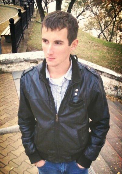 Дмитрий Юрчук, 24 апреля 1991, Хабаровск, id33574069