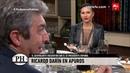 Darín contó una anécdota desopilante con José María Aznar - PH Podemos Hablar