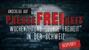 """Anschlag auf Pressefreiheit: Wochenzeitung """"Junge Freiheit"""" ...   03.04.2019   .kla/14106"""