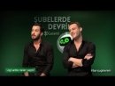 Kerem Bürsin - Garanti Reklam Filmi Kamera Arkası Röportajı
