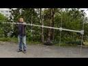 Строим антенну Уда Яги 13 эл 8 мм Yagi antenna часть 1