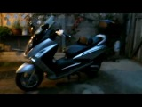 Макси скутер SYM GTS 250