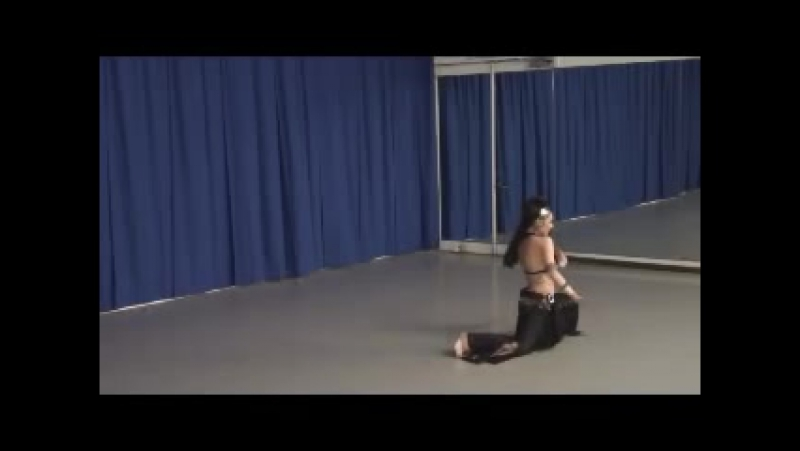 Aco performs Tribal Fusion Bellydance at The Tribal Massive Showcase Hafla 2012 18219