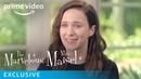 The Marvelous Mrs. Maisel Season 2 - Exclusive: Behind the Scenes of Season 2 | Prime Video