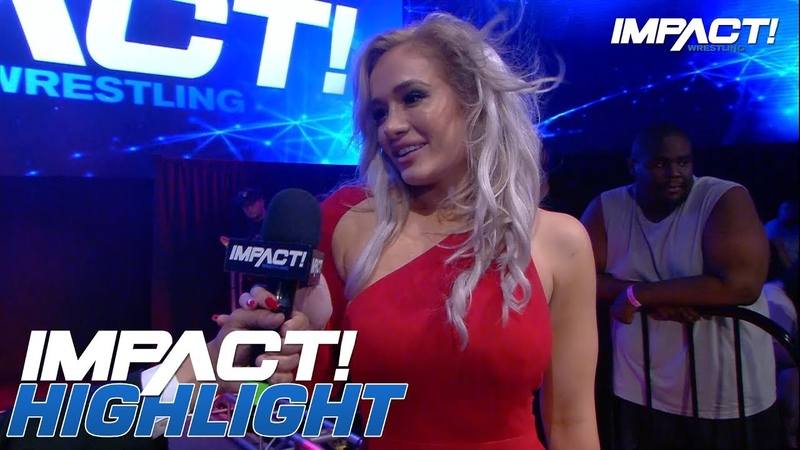 Scarlett Bordeaux Will NOT Be Hot-Shamed | IMPACT! Highlights Aug 2, 2018