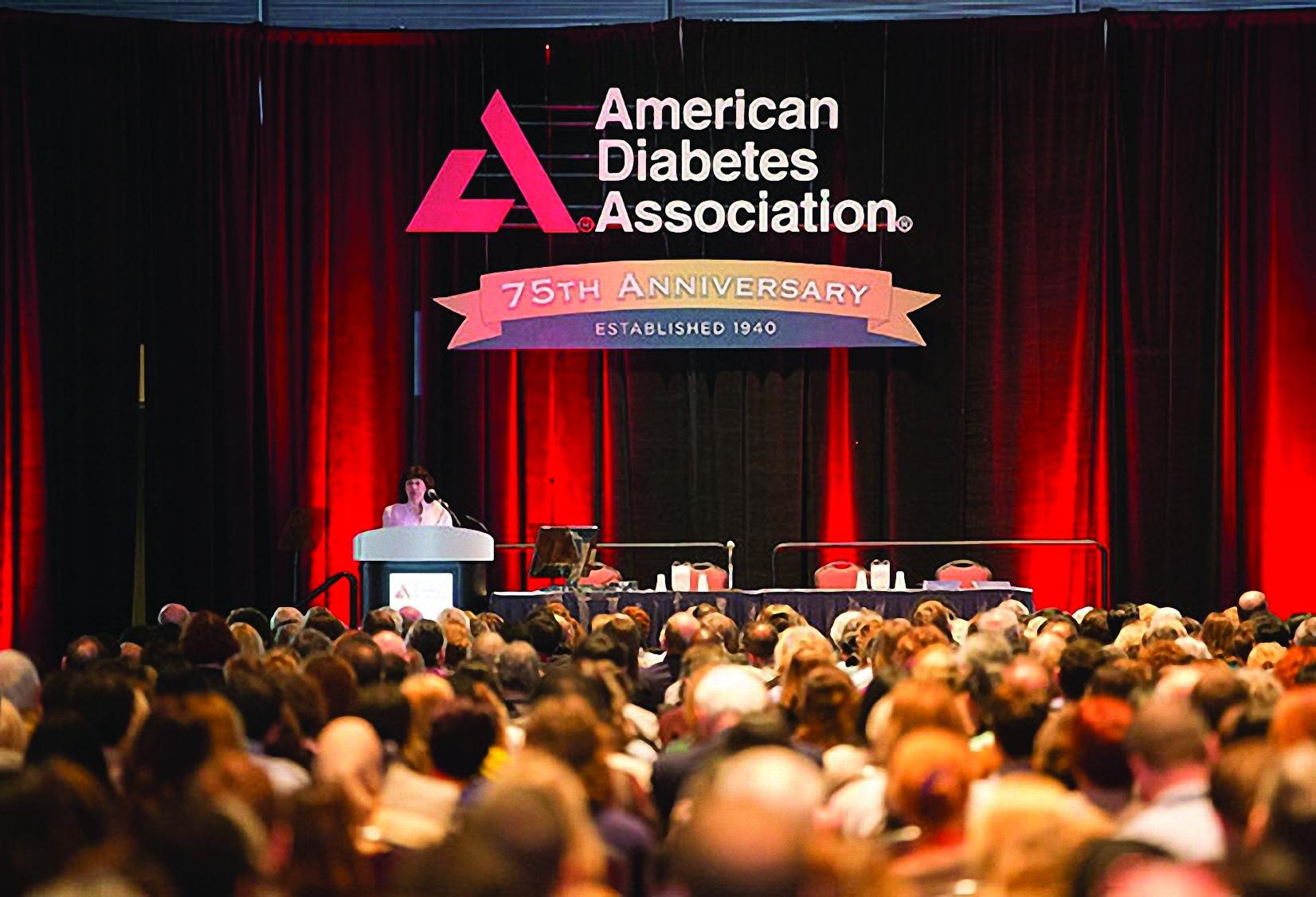 Американская диета диабетической ассоциации