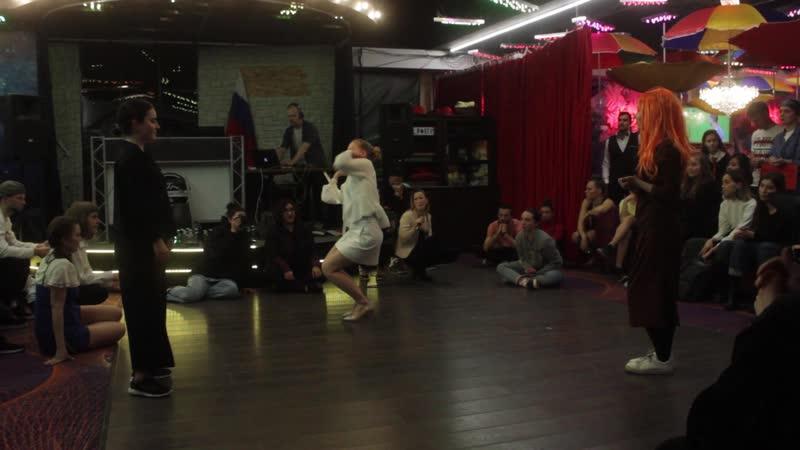 DoubleVfest Waack Beg Battles 1 4 Reflective vs Katya s Marina
