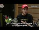 РУСС САБ 170719 EXO Sehun @ Kangta's Starry Night Radio CUT