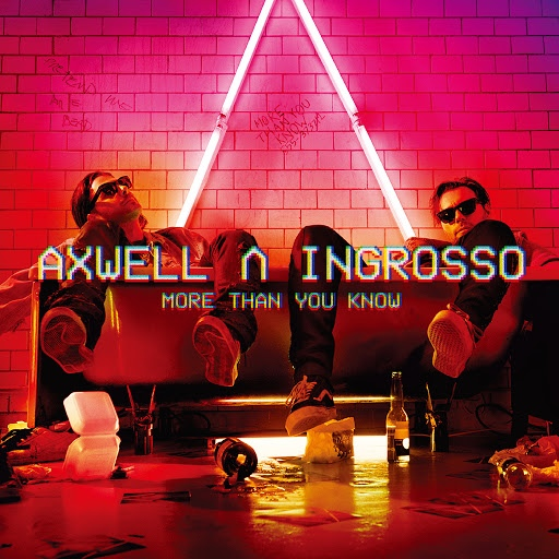 Axwell альбом More Than You Know