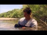 Ultimate Survival Bear Grylls get out of quicksand /Выжить любой ценой выбраться из плывуна