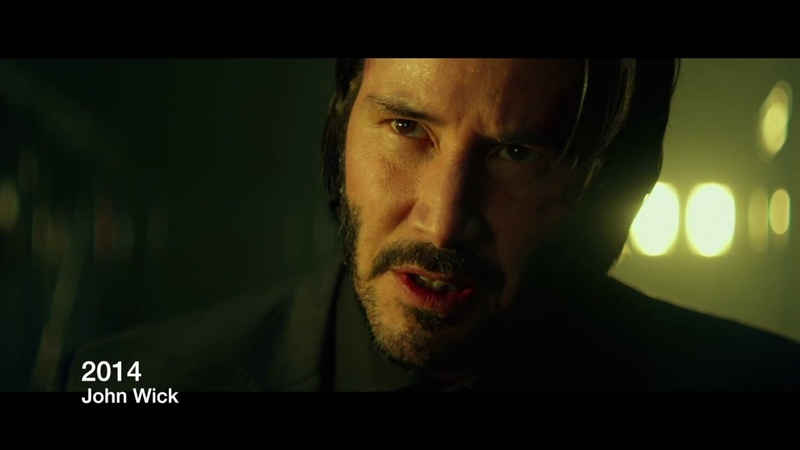 Keanu Reevess voice changing over time