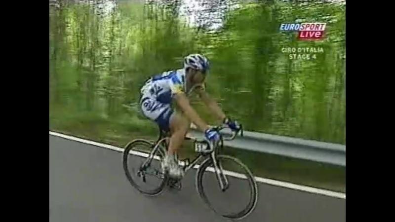 Giro dItalia 2007 stage 04 16 May Salerno to Montevergine di Mercogliano ᴖ