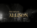 Meet The Band: Allison (Shania Twain's Now Tour) [RUS SUB]