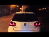 Golf mk5 Dectane taillights