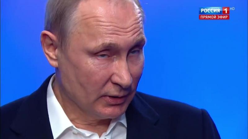 Россия 24 - Владимир Путин: пока я не планирую никаких конституционных реформ - Россия 24