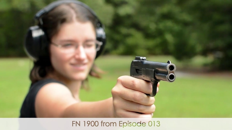 Mae fires 97 Great War Firearms: 75 Episodes Worth of Shooting Segments
