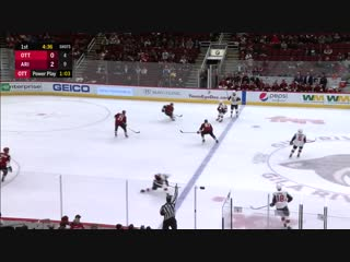 GOTTA SEE IT_ Mike Condon Allows Shorthanded Goal From Coyotes Blue Line