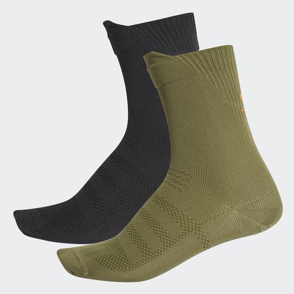Две пары носков adidas x UNDEFEATED