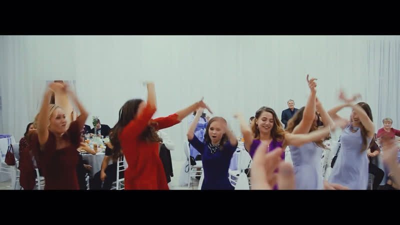 Видео нарезка со свадьбы 6.10.2018
