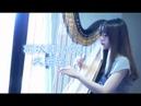 Summer by Joe Hisaishi 菊次郎の夏 OST(Harp Cover)