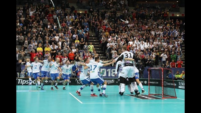 Maalikooste: Suomi–Ruotsi 6–3 (MM-kisat, Praha, finaali)