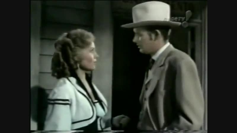 As Aventuras de Búfalo Bill 1953 Dub bom Charlton Heston, Rhonda Fleming, Jan Sterling