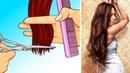 11 Мифов Которые Мешают Вам Отрастить Длинные Волосы