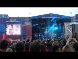 Noize Mc - За закрытой дверью - День города Москва, Лужники