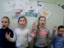 I see the cat хором Инесса Талимончук дети