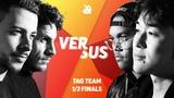BERY vs SPIDER HORSE Grand Beatbox TAG TEAM Battle 2018 SEMI FINAL