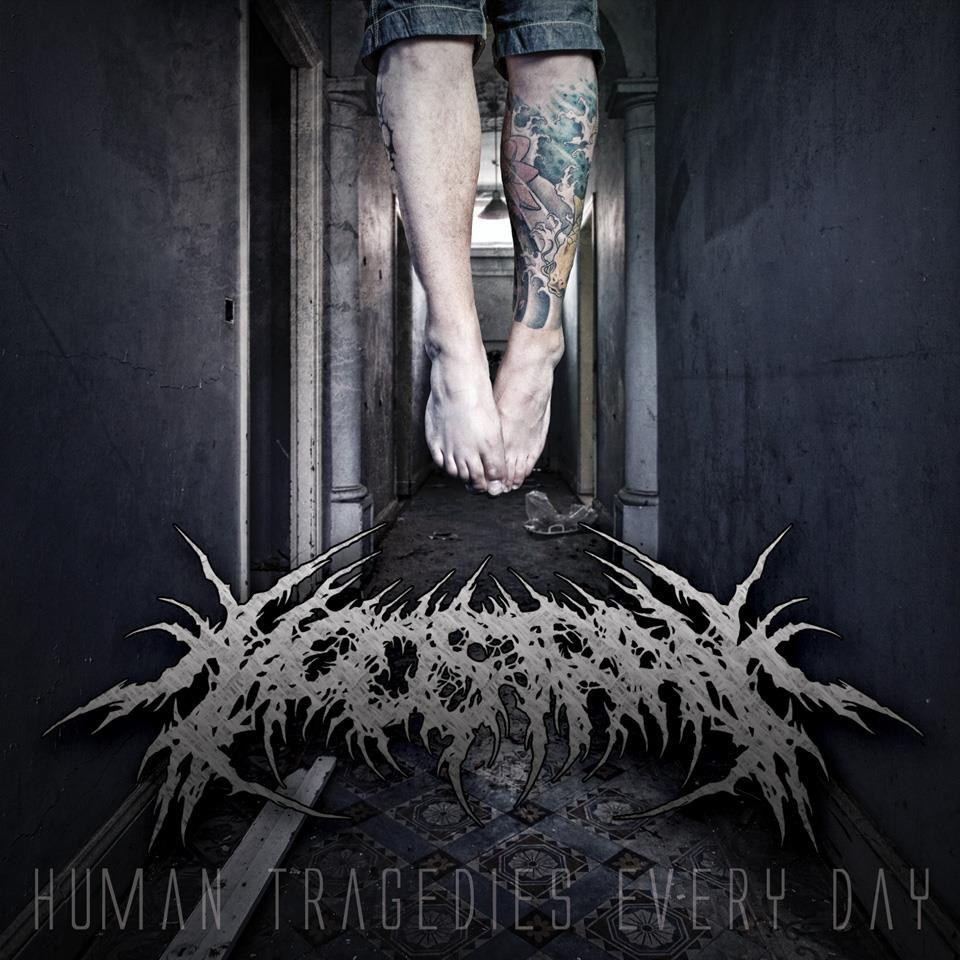Noostrak - Human Tragedies Every Day (2012)