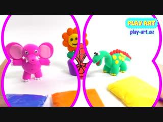 3D пластилин - супер крутая новиночка по супер низкой цене!!!!