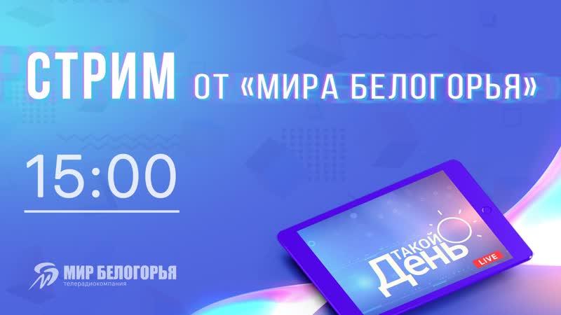 Такой день». Белгородские новости 19 октября, 15:00