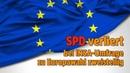 SPD verliert bei INSA Umfrage zu Europawahl zweistellig AfD Grüne FDP legen zu