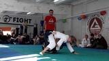 Турнир Fight and Roll Girs_4_05_2019_Gi_Синие_69_Петрова VS Дьяконова