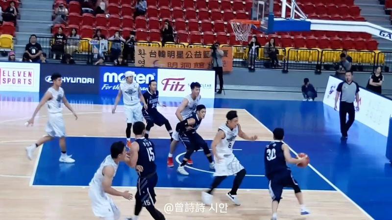 181111 台韓明星公益籃球賽 박광재 정근 진운 강인수 박재민 珍雲 姜仁秀