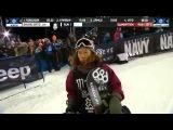 Mens Snowboard SuperPipe Elimination  X Games Aspen 2014