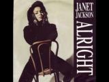 Janet Jackson - Alright (1990)