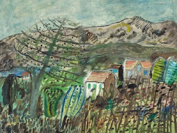 Werner Gilles, Вернер Жиль(29 августа 18941961)  немецкий художник.