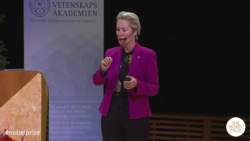 Frances H. Arnold: Nobel Lecture in Chemistry 2018