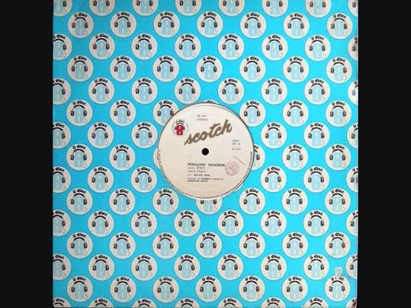 SCOTCH - Penguins' Invasion (Instrumental)