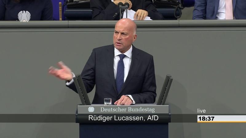 Rüdiger Lucassen AFD Sie hatten Schaum vor dem Mund, als wir in Syrien waren!