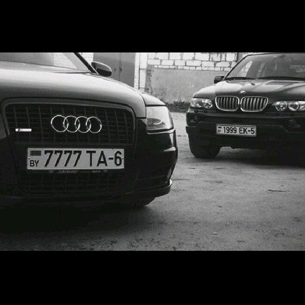Кто за Audi - ставим лайк