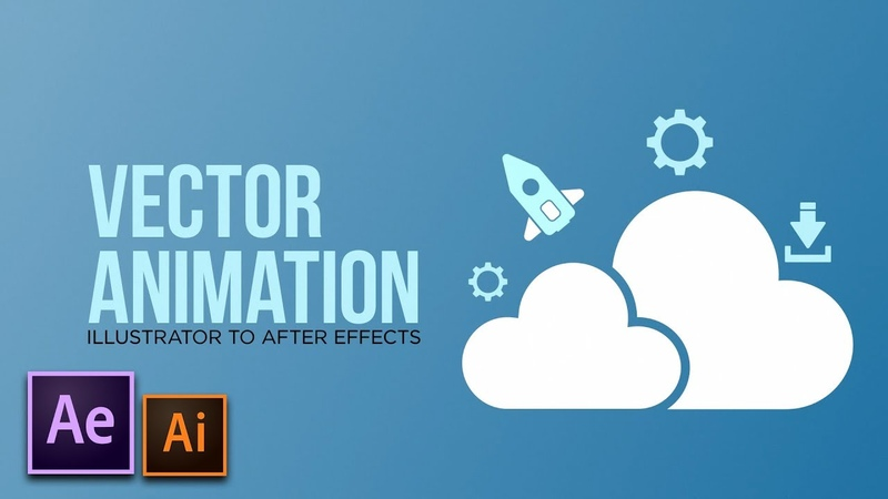 Vector Animation 101   After Effects To Illustrator Motion Graphics Tutorial