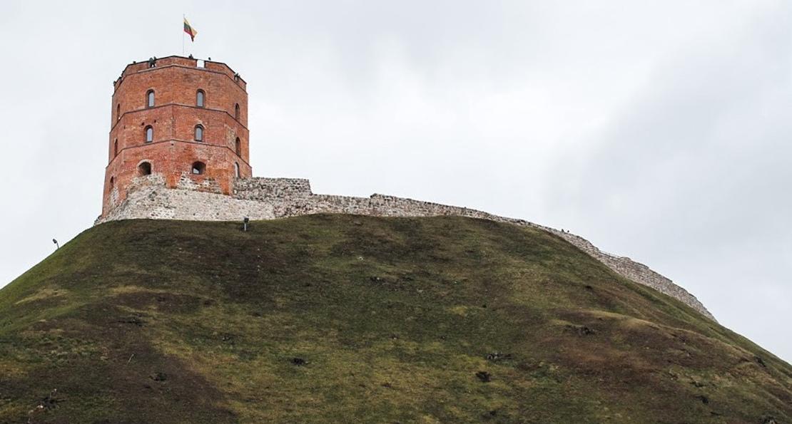 Замок Гедимина в Вильно