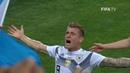 Toni KROOS Goal - Germany v Sweden - MATCH 27