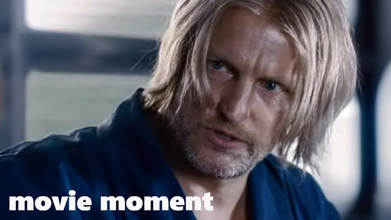 Голодные игры (2012) - Прибытие в Капитолий (3/12)   movie moment