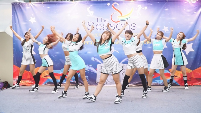 160521 DIA G cover TWICE Like OOH AHH CHEER UP @The Seasons Cover Dance Contest Audition 3