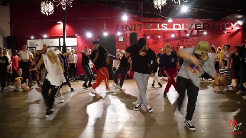 Run It - Chris Brown Masterclass with Ian Eastwood