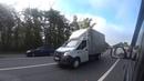 Авария, по пути Кострома Москва